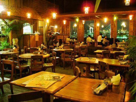 モンスーンカフェお台場の画像・写真